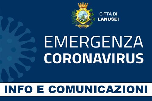 Coronavirus - Interdizione al pubblico degli uffici comunali